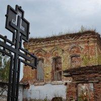 Возрождение храма :: Roman