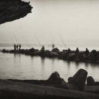 рыбаки :: Виктор яковлев