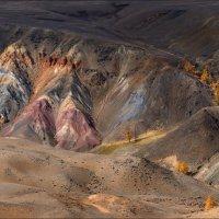Цветные скалы ущелья Кызыл-Чин :: Влад Соколовский
