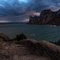 Крым-Новый Свет :: Александр Хорошилов