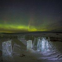 Ледяное сияние :: Михаил Потапов