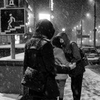 Поцелуй :: Ольга Нарышкова