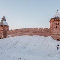 Мирная крепость :: Тимофей Черепанов