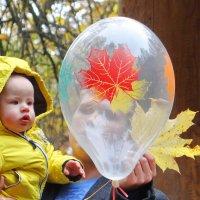 Первая осень :: Алексей Цветков