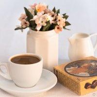 кофе с конфеткой :: Lana Kasiková