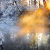 Рассвет поздней осени...2 :: Андрей Войцехов