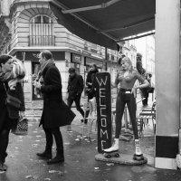 Paris , первые холодные дни. :: Елена Мартынова