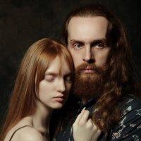 Евгений и Елена :: Никита Коробейников