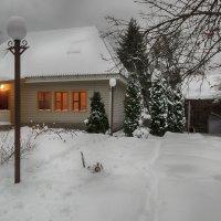 Снежный ноябрь :: Ирина Шарапова