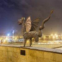 На страже ночного города. :: Ирина Будагова