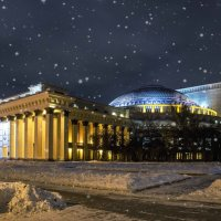 Театр Оперы и Балета :: Татьяна Степанова