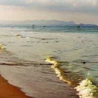 Море,лето,песок :: Julia Volkova