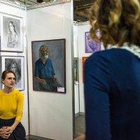 Ведь Любовь – это тяга к искусству! :: Ирина Данилова