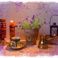 Чашечка кофе :: Nina Yudicheva