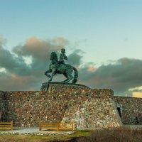 Конный памятник императрице Елизавете Петровне :: Игорь Вишняков