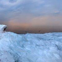 Ладожский лёд :: Фёдор. Лашков