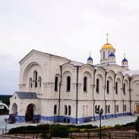 Главный храм Усть-Медведецкого Спасо-Преображенского женского монастыря. :: Aлександр **
