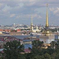 Петербург: взгляд сверху :: Татьяна Грищук