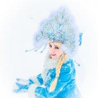 Снегурка :: Serega Alukard X2