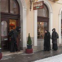 На улицах Львова :: Юрий Матвеев