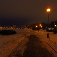 Темнеет рано :: Андрей Лукьянов