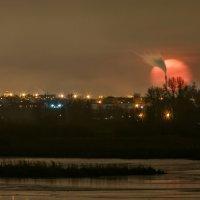 Восход луны :: Владимир Салапонов