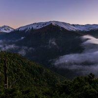 Вечер на горе Матук :: Александр Хорошилов