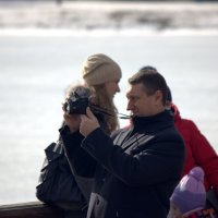 Ну  ,улыбнись дорогая ! :: Виталий Селиванов