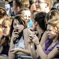 Взгляд из толпы :: Андрей Головкин