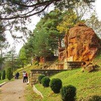 В парке Кисловодска. :: Ирина Нафаня
