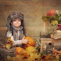 """Фотопроект """"Волшебная осень"""" в детском саду :: Anna Lipatova"""
