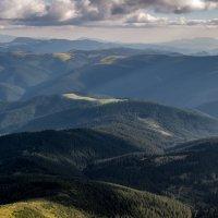 Карпатские горы :: Evgeniya Chmut