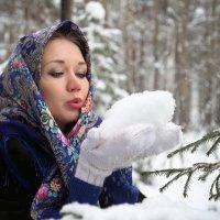 Зимняя сказка :: Андрей