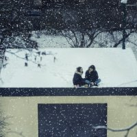 На крыше :: Сергей Ефименко