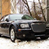 Chrysler 300c :: Андрей Снегерёв
