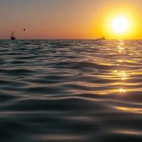 Морское умиротворение Кэнон 500д 18-55 :: Юрий Клишин