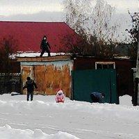 Зимние игры :: Владимир Ростовский