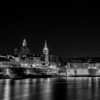 Valletta at night :: Артём Князев