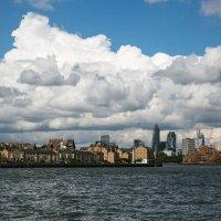 Canary Wharf :: Antonina Burton