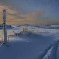 «Газпром» предупреждает ! (В той степи глухой замерзал ямщик...) :: Михаил (Skipper A.M.)