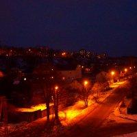 Ночь :: Тамара Лисицына