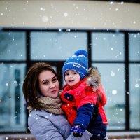 первый снег :: Sophiko Gelashvili-Sviridova