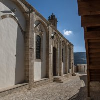 Церковь Святого Креста в деревне Омодос на Кипре :: Олег Oleg