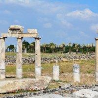 Руины Иераполиса. :: Paparazzi