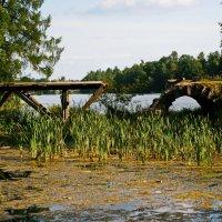 Разрушенный мост :: Максим Ершов