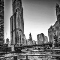Trump Tower. B&W. :: Gene Brumer