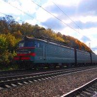 ВЛ11 - 758А :: Сергей Уткин