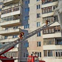 Такая работа... :: Vladimir Semenchukov
