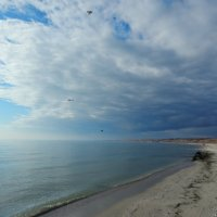 Азовское море.Бердянск :: Рина Воржева