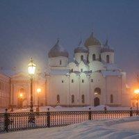 Зимняя сказка :-) :: Олег Фролов